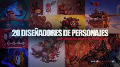 diseñadores de personajes