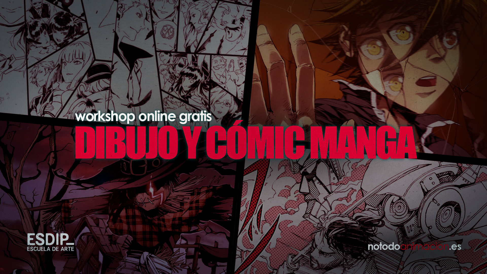Curso de dibujo Manga gratis