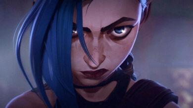 arkane serie de animación 3d