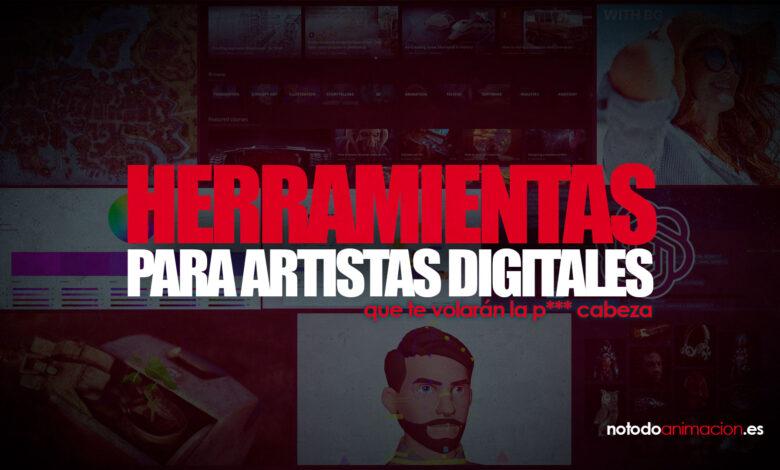herramientas y programas arte digital